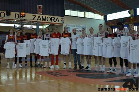 El Ayuntamiento de Zamora y la Selección Española de ...