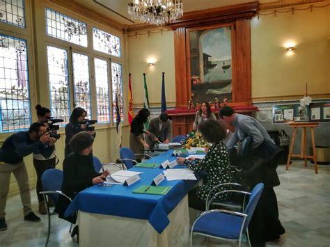 El ayuntamiento firma con la Junta de Andalucía el ...