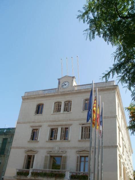 El ayuntamiento, SANT BOI DE LLOBREGAT  Barcelona