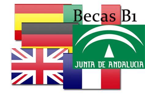 El B1 objetivo de la Junta de Andalucía entre los alumnos ...