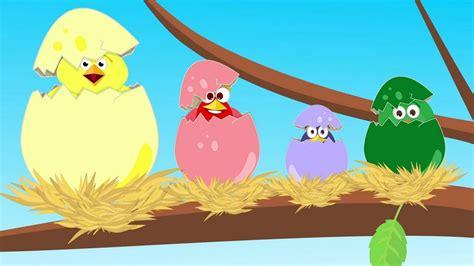 El baile de los pajaritos  dibujos animados    ¡Pajaritos ...