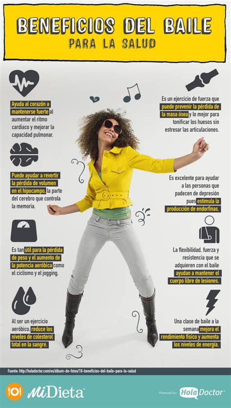 El baile y sus beneficios | Healthy Lifestyle | Health ...