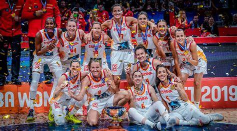 El Baloncesto Femenino Español logra el Eurobasket 2019