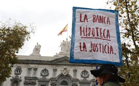 El Banco de España admite que el Supremo ha quitado un ...