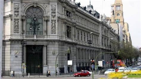 El Banco de España certifica una mayor facilidad de acceso ...