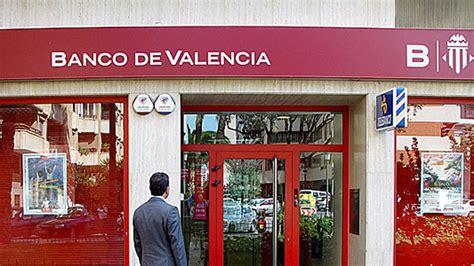 El Banco de España interviene el Banco de Valencia e ...