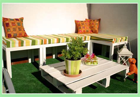 El banco de terraza de haruki con mesas lack : x4duros.com