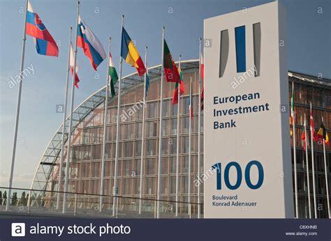 El Banco Europeo de Inversiones  BEI  oficinas en ...