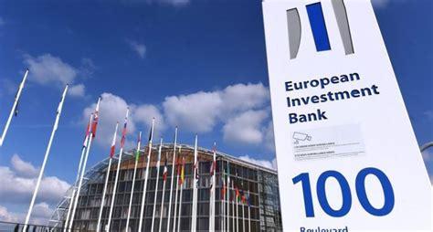 El Banco Europeo de inversiones facilita un préstamo para ...
