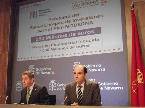 El Banco Europeo de Inversiones propone financiar con 250 ...