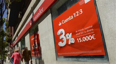 El Banco Santander abrirá desde mañana 500 oficinas por la ...