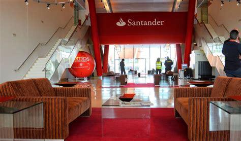 El Banco Santander prevé cerrar 36 sucursales en ...