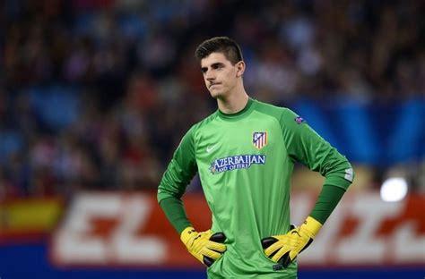 El Barça estaría negociando el fichaje de Courtois ...