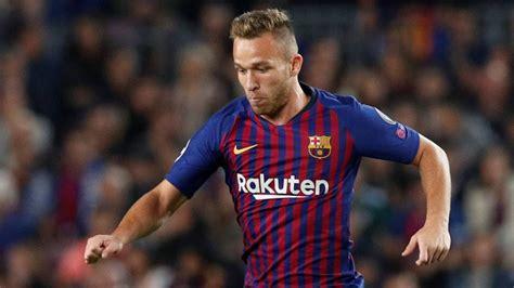 El Barça tiene en Arthur al mejor socio de Sergio Busquets ...