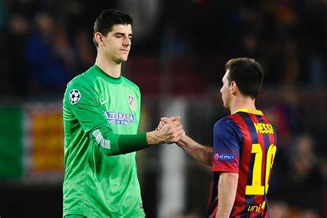 El Barcelona quiere fichar Thibaut Courtois si se va Ter ...
