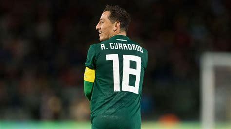 El Betis de Andrés Guardado le desea suerte a México de ...