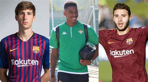 El Betis, el Barcelona y los enlaces por Junior   Al final ...