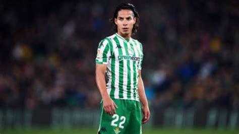 El Betis inscribe a Diego Lainez para la Europa League ...