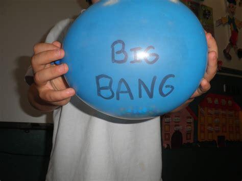 El Big Bang para niños, así empezó todo