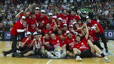 El Bilbao Basket cumplimenta su inscripción para ingresar ...