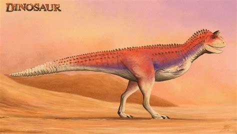 El Blog de Iván: Carnotaurus: El  Toro carnívoro  de los ...