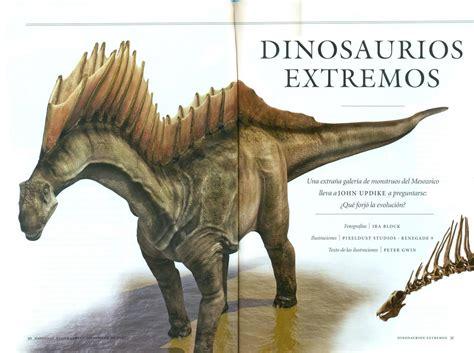 El blog de los dinosaurios