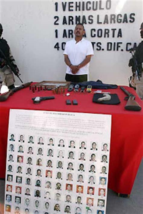 El Blog del Narco: Cae  El Pollo  narco relacionado con ...