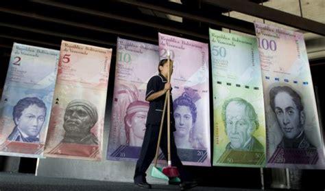 El bolívar venezolano ya solo vale el 1% de lo que dice el ...