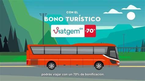 El bono viaje de la Comunidad Valenciana tiene nula ...
