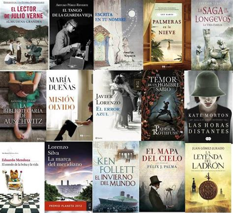 El Búho entre libros: LAS QUINCE MEJORES NOVELAS DEL AÑO 2012