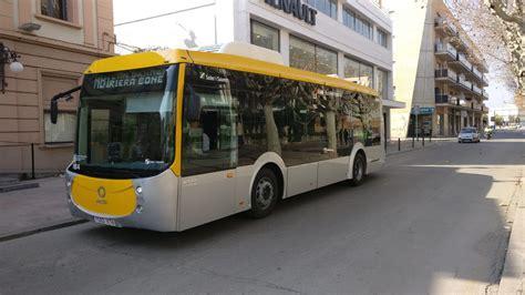El bus urbà incorpora dos autobusos híbrids   Viu Molins ...