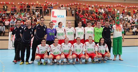 El C.D. Leganés Fútbol Sala Femenino se queda a las ...