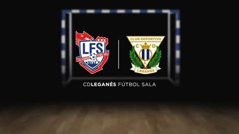 El C.D. Leganés y el C.D. Leganés Fútbol Sala unen sus ...
