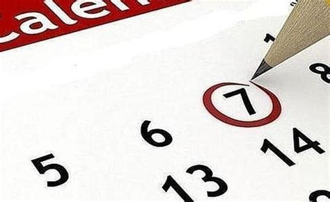 El calendario de días internacionales y mundiales que ...