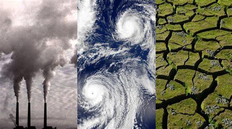 El calentamiento global y la contaminación del aire. – TCL ...