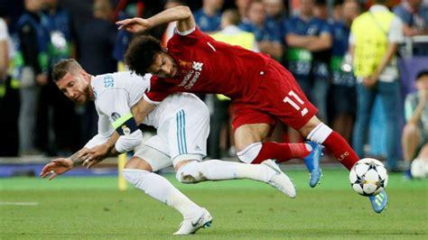 El calvario de Sergio Ramos tras lesión de Salah | Tele 13