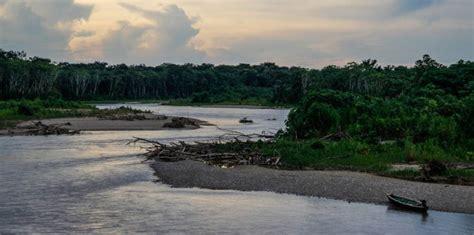 El cambio climático amenaza a la Amazonía que queremos ...