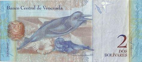 El cambio de moneda en Venezuela