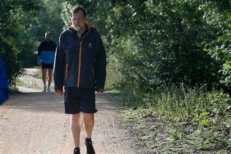 El camino de Mariano Rajoy:  Ahora toca vivir la vida ...