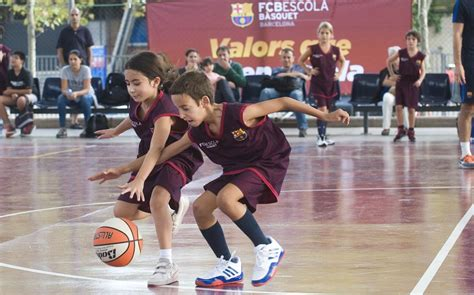 El Campus de Nadal inaugura les seccions de bàsquet ...