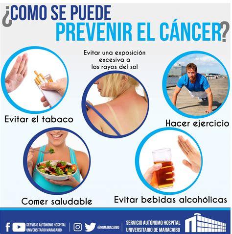 El cáncer: Una enfermedad que se puede prevenir y vencer ...