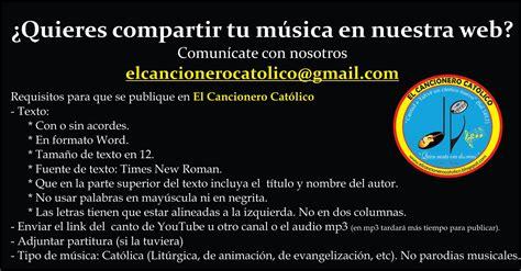 El Cancionero Católico