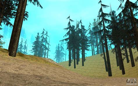 El canto de los pájaros en el bosque para GTA San Andreas