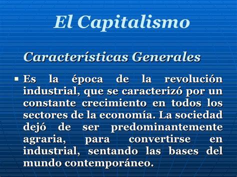 El capitalismo e imperialismo inmc