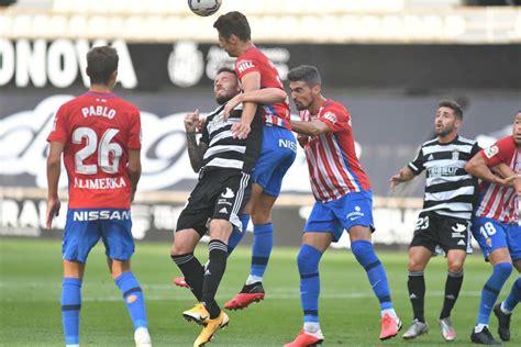 El Cartagena no marca en la Liga SmartBank y cae ante el ...