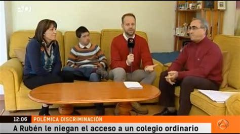 El caso de Rubén, en el programa  Espejo publico  de ...