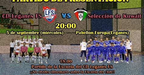 El CD Leganés FS arranca la pretemporada y da a conocer ...