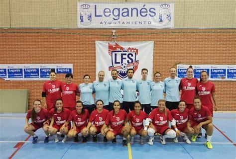 El CD Leganés Fútbol Sala arranca la temporada con buenas ...