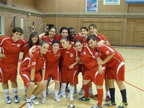 El CD Leganés Fútbol Sala Femenino debuta este sábado 16 ...