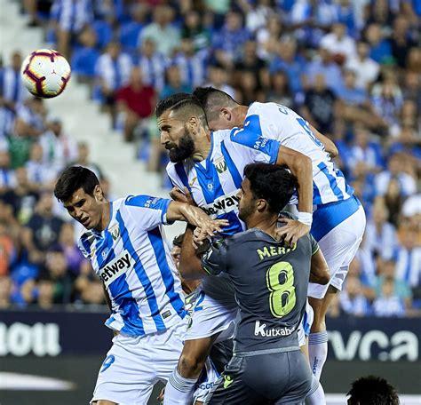 El CD Leganés pasará la resaca copera ante la Real ...